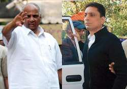 pawar patel used balwa s plane but before 2g scam patil