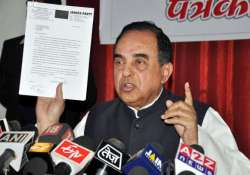 probe link between aircel and ltte swamy tells sc