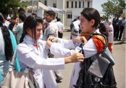 sc refuses to stay nation wide doctor s strike