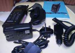 22 satellite phones seized from european tourists in north
