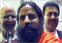 baba ramdev claims upa govt behind his detention at
