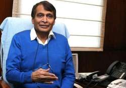 railways gearing up to tackle crimes against women prabhu
