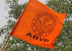 bjp poll reverses will not affect us abvp