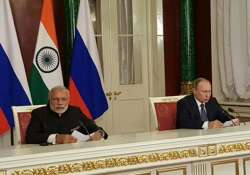 from helicopters to nuclear energy india russia ink 16 deals