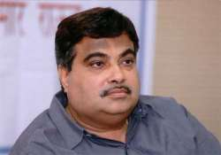 no going back on land bill open to changes gadkari- India Tv