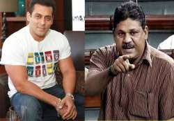after salman s acquittal bjp mp asks if deer was driving
