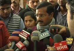 kejriwal once again rejects z plus security offered by up