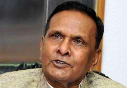 sp govt in up will fall after ls polls beni
