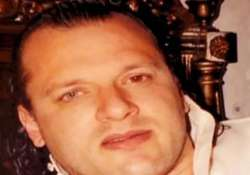 tell us what came of nia examination of headley says bjp