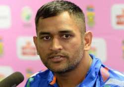 dhoni s comments on fletcher to be discussed at bcci