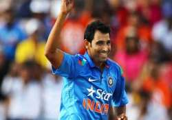 difficult to bring in shami in place of nehra or bumrah