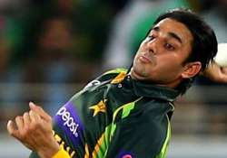 saeed ajmal s career in doldrum fails first assessment