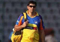 ipl 8 want to enter playoffs as no.1 team says fleming