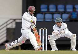 ban vs wi west indies builds lead of 427 against bangladesh