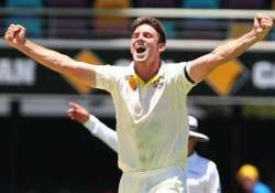 aus vs ind mitchell marsh ruled out of sydney test