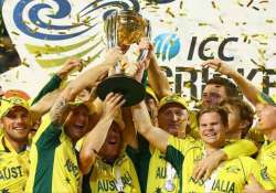 world champion australia extends lead over india in odis