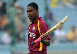 world cup 2015 darren bravo reprimanded for breaching icc