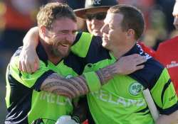 world cup 2015 ireland stunned west indies by 4 wickets