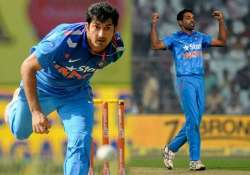 dhoni opens world cup door for mohit kulkarni