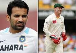 indian aussie cricketers battle it out with words