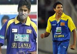 lanka flying in chaminda vaas randiv as cover