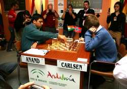 anand carlsen draw their eighth game