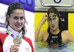 watch images of blue eye stunning swimmer zsuzsanna jakabos
