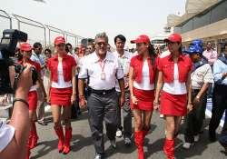 with kingfisher grounded mallya expects another spectacular