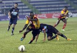 east bengal sporting clube win dempo in last four of fed cup