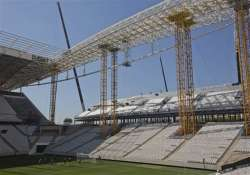 fifa back in brazil to inspect world cup stadiums