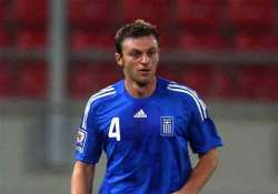 greece s papadopoulos to miss rest of euro 2012