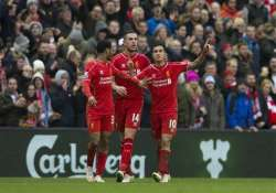 slice of fortune hands liverpool 1 0 win over swansea