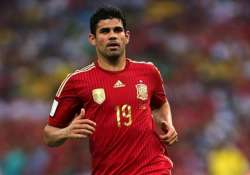 diego costa back with spain