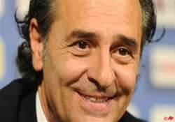 prandelli may reconsider position as italy coach