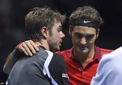 federer s spat with wawrinka could be a reason for his