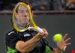 paire garcia lopez win in 1st round at hassan ii
