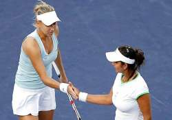 sania vesnina lose french open doubles final