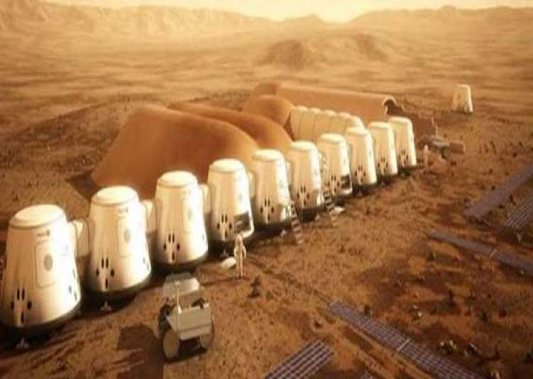 wanted husband wife team for fun trip to mars- India Tv