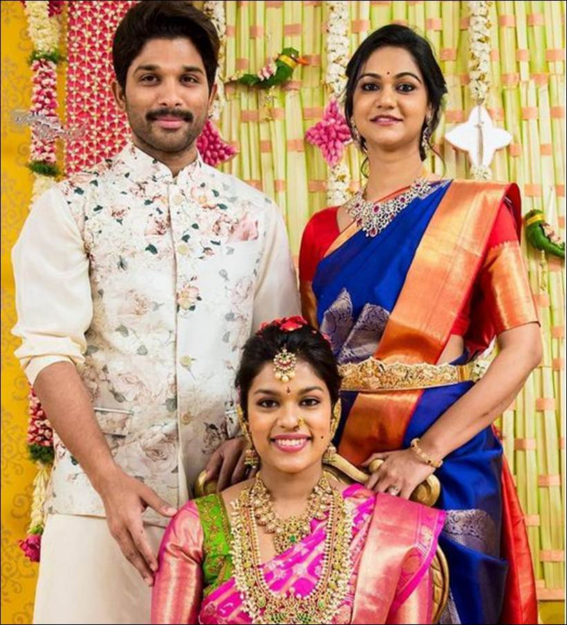 See Pics Megastar Chiranjeevi S Daughter Gets Married Page 3