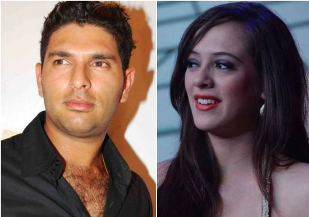 Yuvi revealed during a TV show that when he asked Hazel for a coffee date she couldn't say no on his face. So, she switched off her phone indicating her big No.
