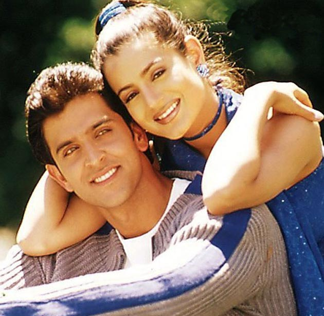 Hritik Roshan and Amisha Patel: Both the actors started their career in Bollywood with 'Kaho Naa... Pyaar Hai' in 2000. After the film got released, they became overnight stars and directors started signing them in back-to-back projects.