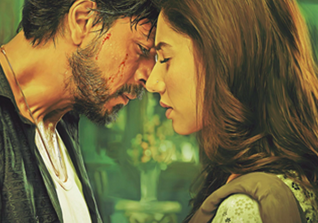 Superstar Shah Rukh Khan has worked with many heroines in Bollywood. Now, for the first time he will feature with Pakistani actress Mahira Khan in 'Raees'. The song 'O Zaalima' portrayed the beautiful chemistry between the two actors.