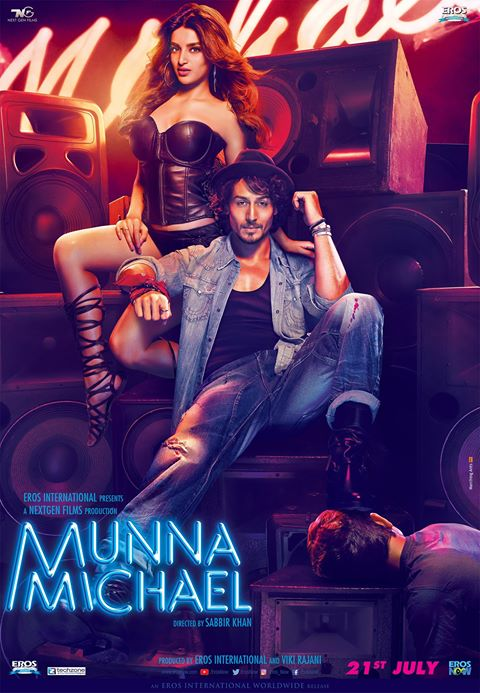 Munna Michale is an upcoming Indian action dance film starring Tiger Shroff, Nidhhi Agerwal and Nawazuddin Siddiqui.