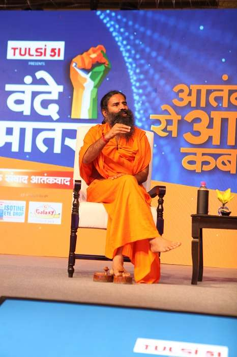 We are ready to counter China on every front but boycott is the better weapon than the arms. Even the idols of our gods are imported from China. As Indians, we should boycott Chinese products for the reason it supports Pakistan- Baba Ramdev