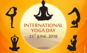 International Yoga Day is here again. Yoga can play a major