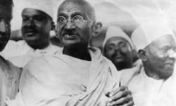 Documents from US show larger conspiracy behind Mahatma