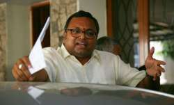 Karti Chidambaram's CA arrested, remanded to 5-day ED