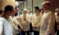 File photo of PM Modi with US President Donald Trump,