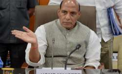 Delhi Chief Secretary 'assaulted': Rajnath Singh says