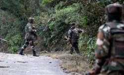 Representational pic - 4 militants killed in encounter with